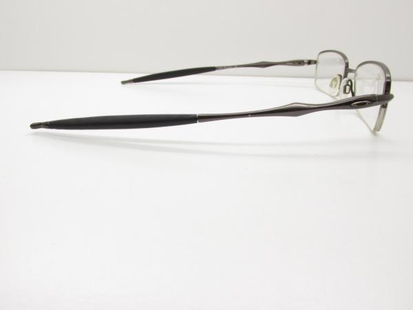 Oakley Sculpt 2 0 Eyeglasses Frames 50 18 142 Pewter Half