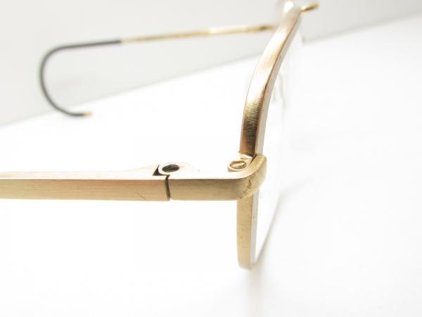 Randolph Engineering Re Fgn Square Aviator Eyeglasses