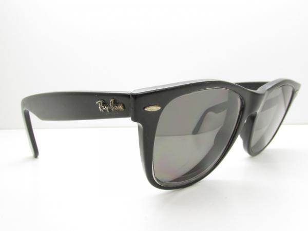 e35357b19fb6a B L RAY-BAN WAYFARER II Horn-rimmed EYEGLASSES FRAMES sunglasses 53 ...
