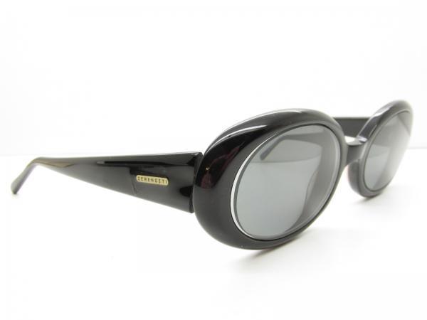 fd86f2317f2 SERENGETI 6630 OVAL DESIGNER EYEGLASSES FRAMES sunglasses black ~50 ...