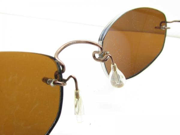 Kazuo Kawasaki Kooki Mp 631 B Titan Eyeglasses Frames