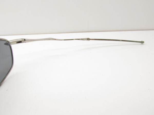 Oakley Whisker Eyeglasses Frames 60 19 130 Silver