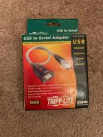 U209-000-R USB to Serial Adapter USB-A Male to DB9M