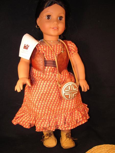 american girl josefina doll clothes accessories euc ebay. Black Bedroom Furniture Sets. Home Design Ideas