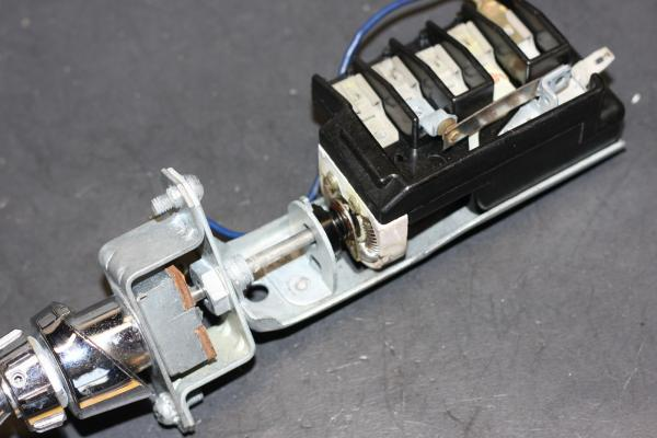 1955,1956,1957, Cadillac Headlight Switch With Accessory ...