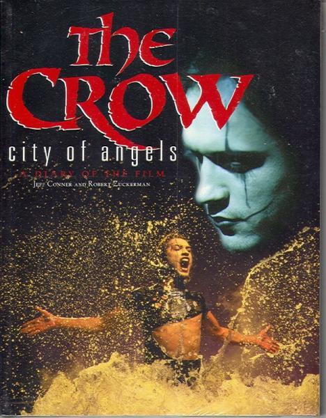 THE CROW CITY OF ANGELS* KITCHEN SINK MOVIE FILM BOOK | eBay
