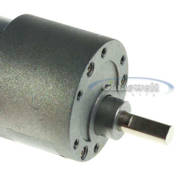 12v Dc 3 5 Rpm High Torque Gear Box Electric Motor Medical