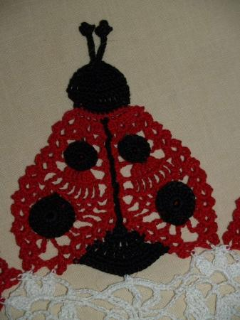 Amy's Crochet Creative Creations: Crochet Ladybug Hat