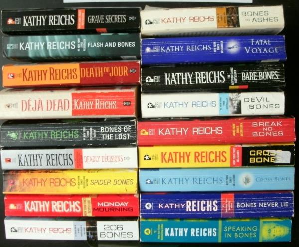 Devil Bones by Kathy Reichs (Paperback / softback, 2009)