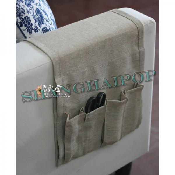 Storage Bag Pocket Remote Control Organiser Holder Arm Chair Couch Settee Sofa