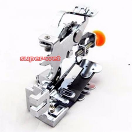 Pied plisser collecte pied presseur zhk pour machine for Machine a coudre 974