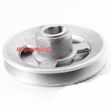 sewing machine clutch motor pulley