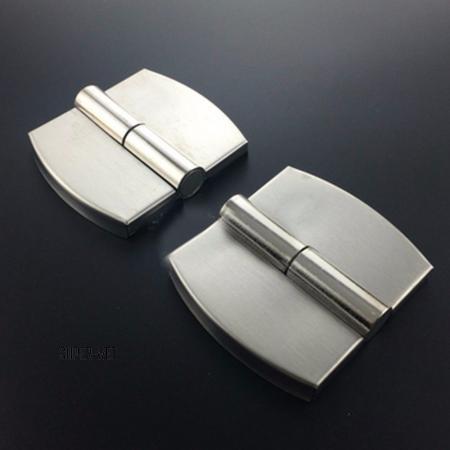 2 X Steel Self Close Stay Hinge Auto Spring Cabinet Door Bathroom Adjustable New Ebay