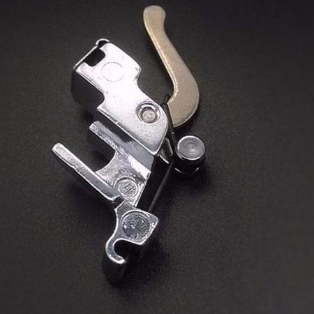 Pied de biche support adaptateur clip tige changement for Machine a coudre 974