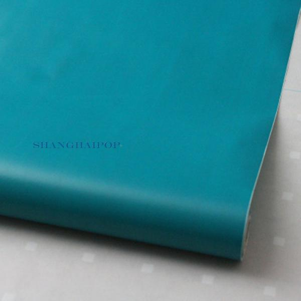 Self adhesive plain wallpaper vinyl sticker film sticky for Wallpaper with adhesive backing
