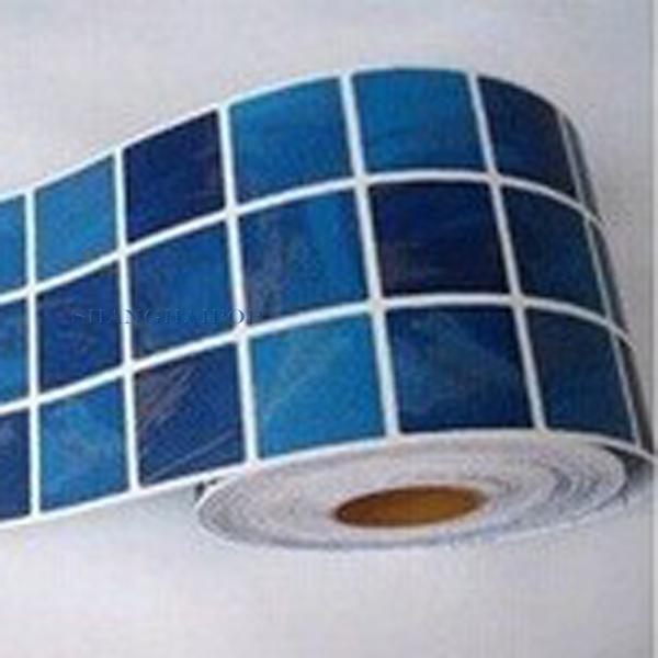 Selbstklebende Tapete Mosaik : Self Adhesive Vinyl Wall Border