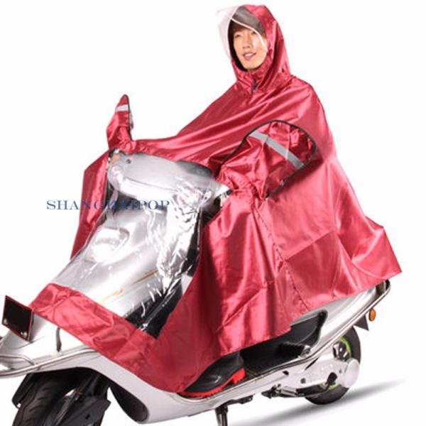 herren damen roller motorrad fahrrad regencape poncho. Black Bedroom Furniture Sets. Home Design Ideas
