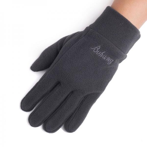 herren damen unisex thermo polar fleece handschuhe winter. Black Bedroom Furniture Sets. Home Design Ideas