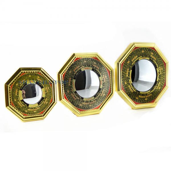 feng shui bagua spiegel chinesisch orientalisch qi nach. Black Bedroom Furniture Sets. Home Design Ideas