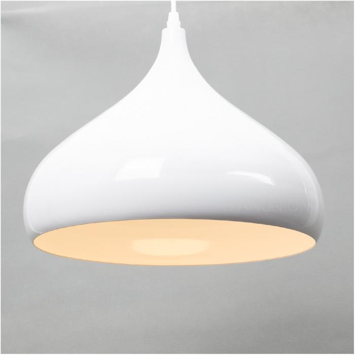 Vintage industrial diy hanging light metal shade ceiling for Kit suspension luminaire