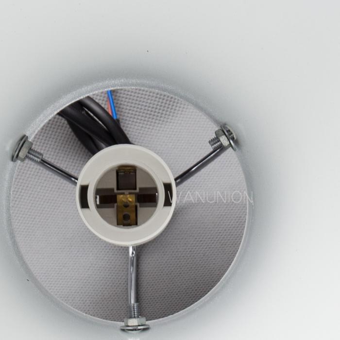 Metal Bell Lamp Shade