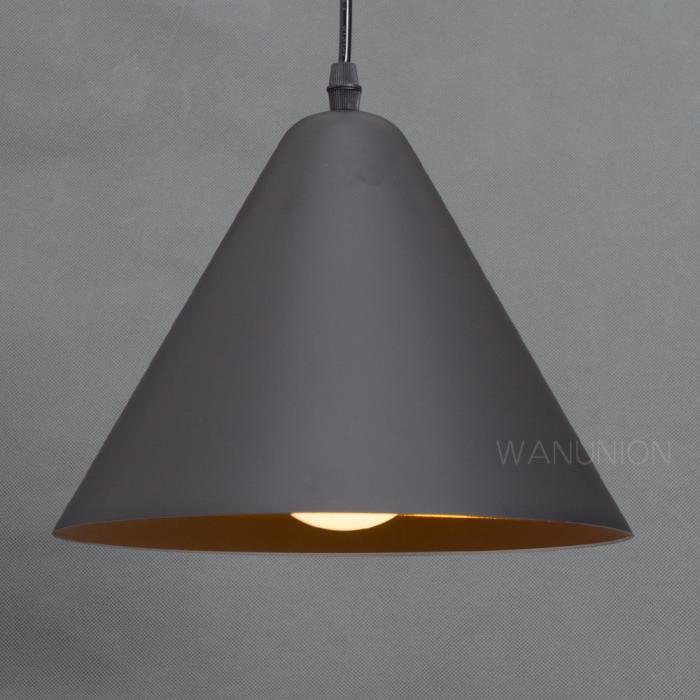 Vintage industrial diy gold inside chandelier pendant ceiling light lamp fixture ebay - Diy pendant light fixture ...