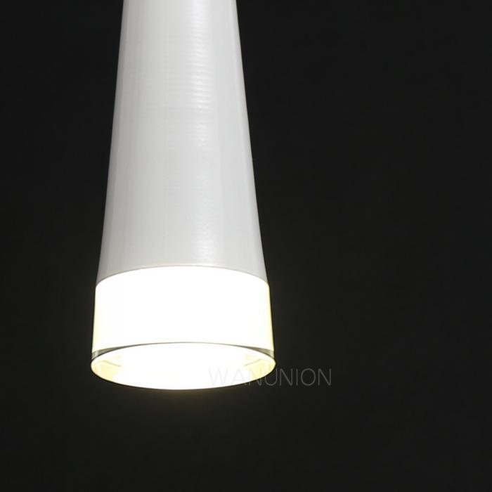 Modern Cone Led Ceiling Light Pendant Lamp Dining Room Chandelier Lights Ebay Fixtures
