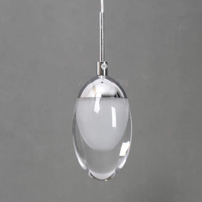Modern led chandelier ceiling pendant dining room lighting for Modern pendant lighting for dining room