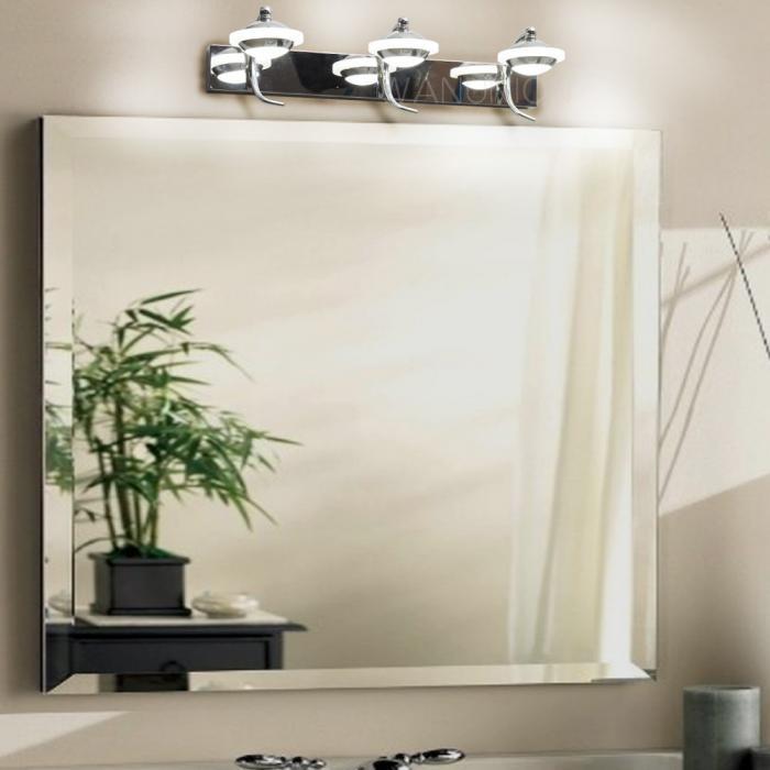 Makeup Vanity Wall Lights : Modern LED Mirror Dress Makeup Bathroom Vanity Light Wall Sconce Cabinet Shade eBay