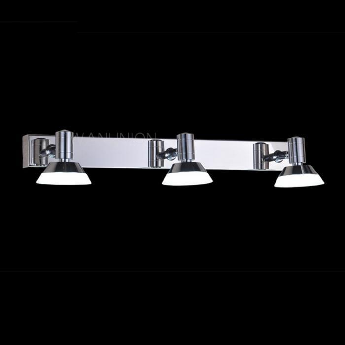 Modern Led Vanity Lights : Modern LED Mirror Stainless Bathroom Vanity Light Wall Sconce Cabinet Fixture eBay
