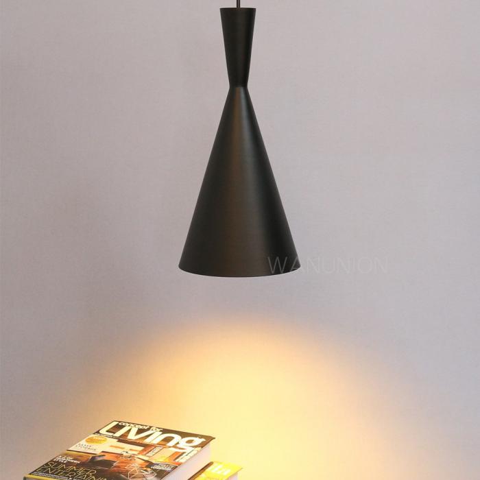 Modern design beat diy pendant light ceiling pendant lamp lighting fixture black - Diy pendant light fixture ...