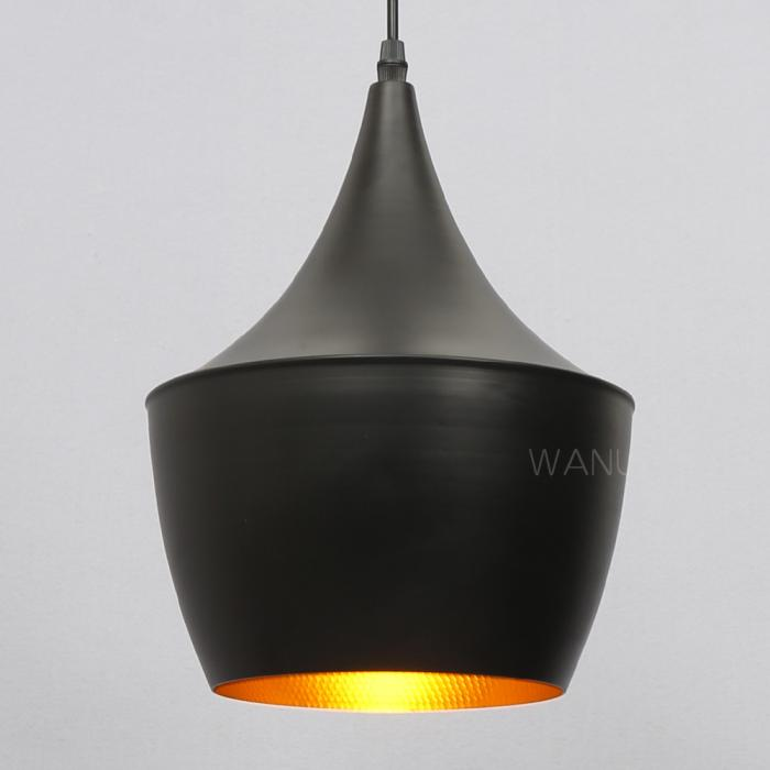 Modern Black DIY Ceiling Pendant Light Shade Lampshade