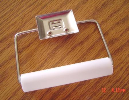 Chrome Toilet Paper Tissue Holder Vintage 50 39 S Style Wire