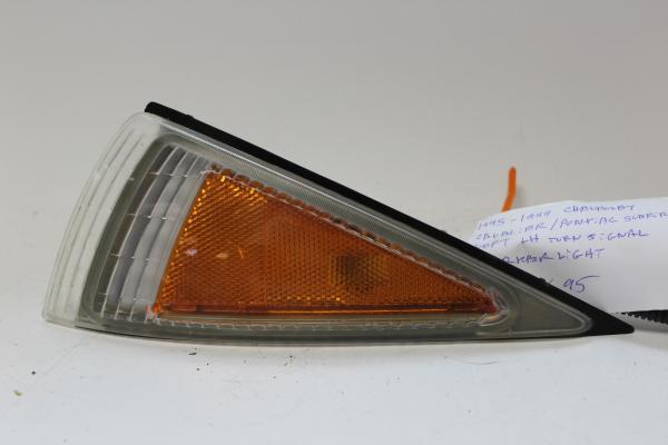 Gm Lh Left Turn Marker Light 1995