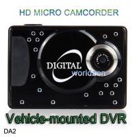 TFT LCD DVR HD SPY Camera Micro Vehicle Camcorder