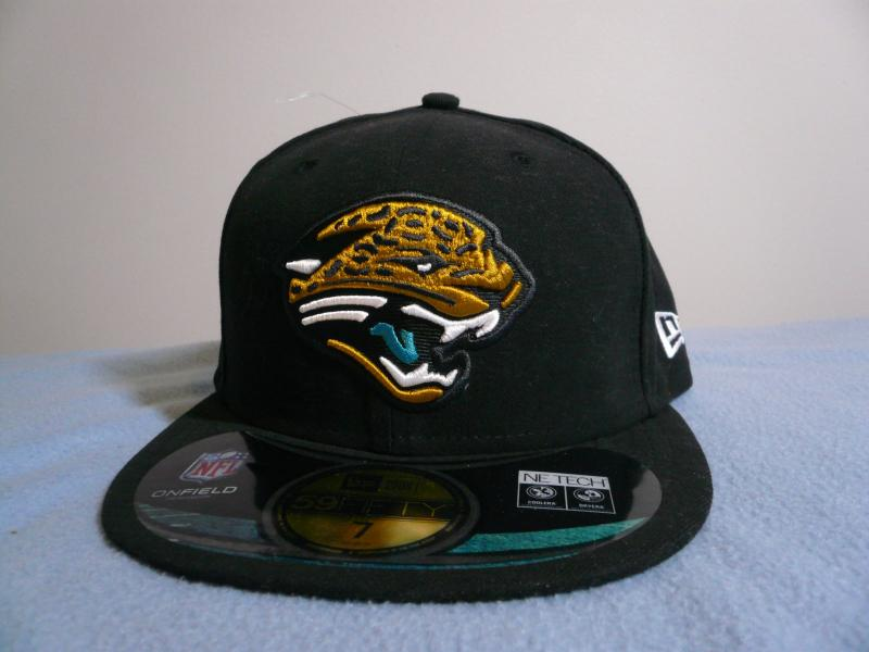 new era brand new jacksonville jaguars 59fifty fitted cap. Black Bedroom Furniture Sets. Home Design Ideas