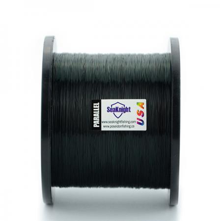 High quality black 1000m nylon fishing line monofilament for Black fishing line