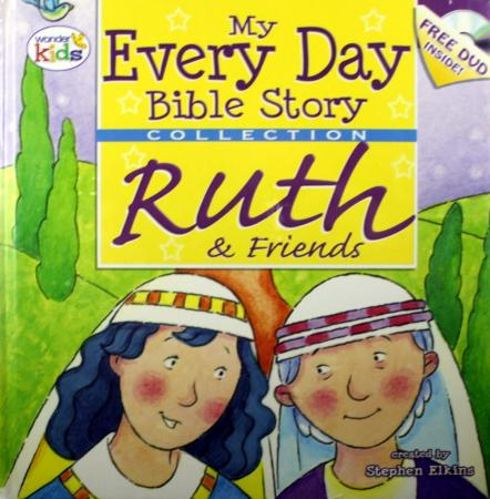 my every day bible story collection 3 kids books amp dvds