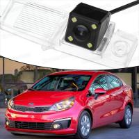 4 LED CCD Rearview Camera Reverse Parking Backup Fit for Kia Sportage 2011-2015
