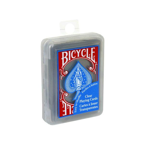 plastic bicycle playing cards