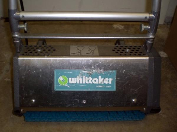Whittaker Lomac Twin Professional Dry Carpet Cleaning