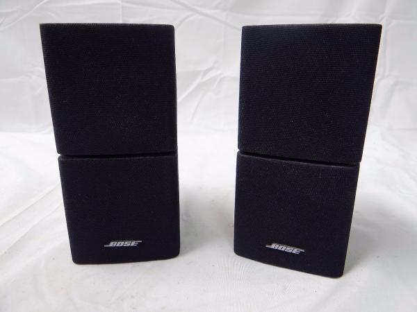 Bose Acoustimass 25 Series Ii Speaker Pair And Powered