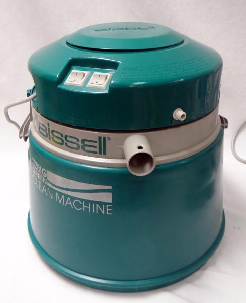 bissell big green instructions