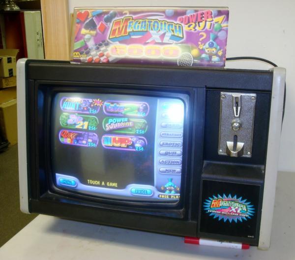 megatouch xl 6000 games online