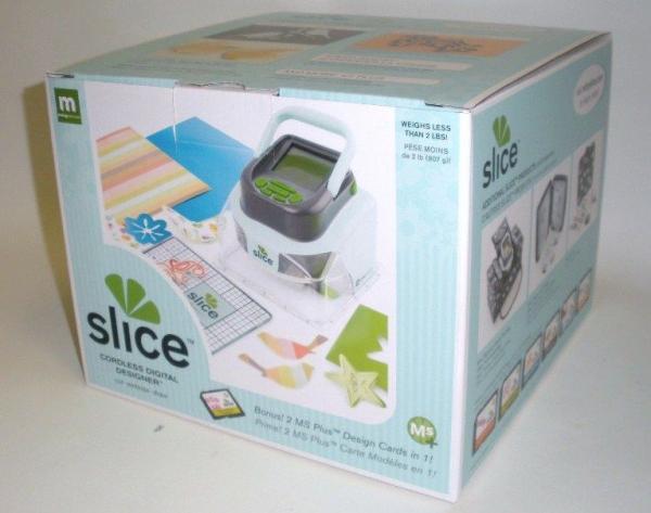 slice die cutter machine