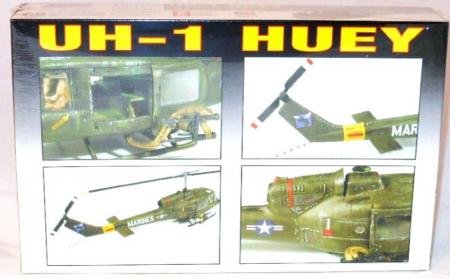 About lindberg 1 48 scale uh 1 huey helicopter plastic model