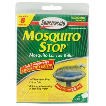Lot Of 16 Packets 2 Boxes Spectracide Mosquito Stop Mosquito Larvae Killer Ebay