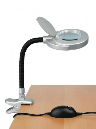 Lite Source Baby Clamp On Magnify Lite Magnifying Lamp