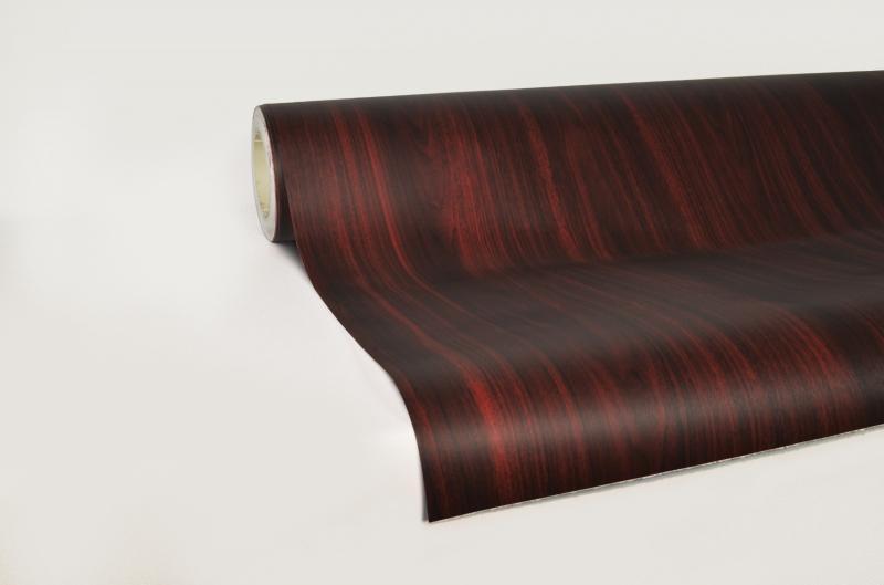 professional quality dark wood grain 2ft x 48 pre laminated to coat furniture ebay. Black Bedroom Furniture Sets. Home Design Ideas