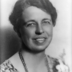 Eleanor roosevelt portrait 1933